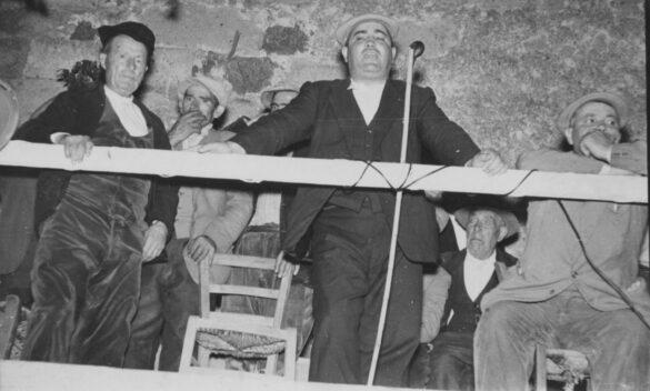 Pozzomaggiore 1955