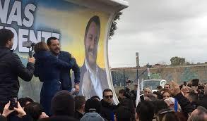Eriseru est erribau Salvini