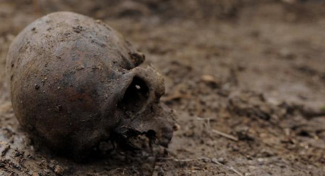 Agataus is ossus de 12 sordaus italianus de sa segunda guerra mondiali