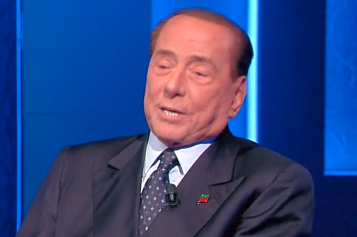Po Berlusconi at essi Solinas presidenti