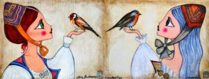 janas uccellini