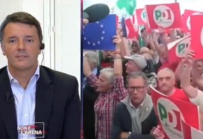 Po Renzi Bandiera Rossa non est sa cantzoni de su Pd