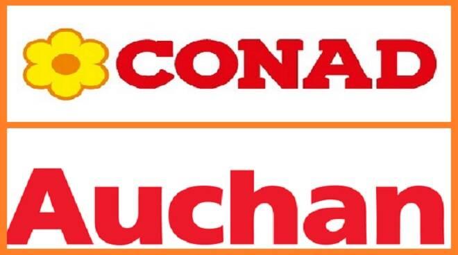 Is trabagliadoris de s'Auchan funt arriolaus