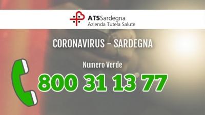 Is numurus sardus de su Coronavirus