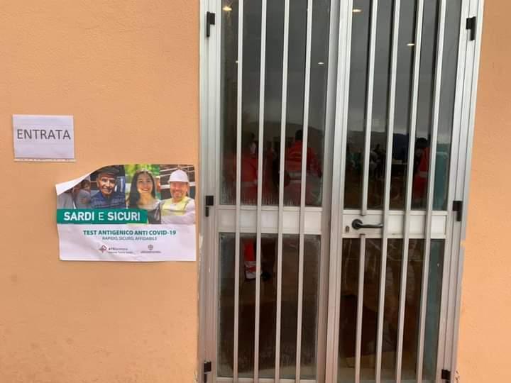 Coronavirus: catodixi mila test in Ogliastra