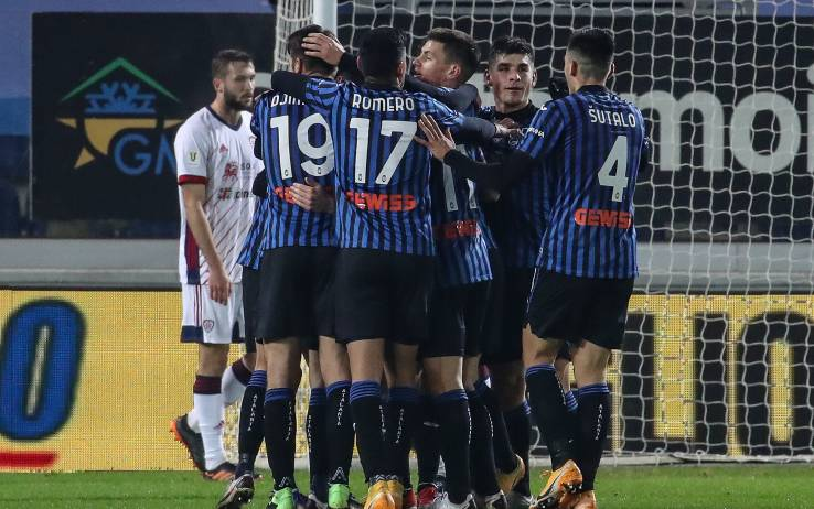 Su Casteddu foras de sa Coppa Italia