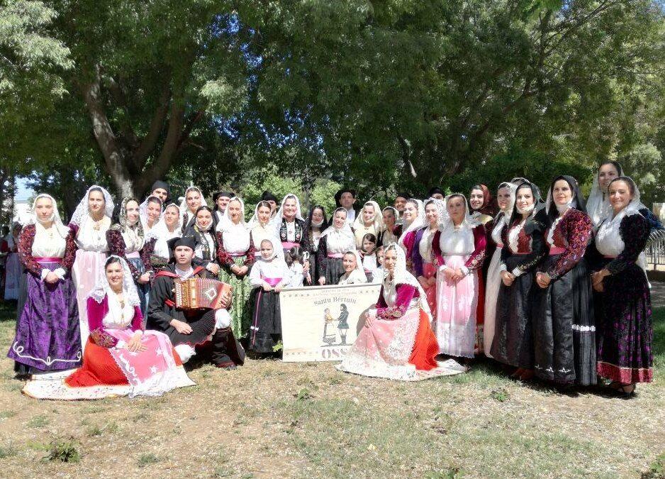 Ossi e i suoi abiti tradizionali. Intervista ad Antonio Mannu dell'Associazione Santu Bèrtulu